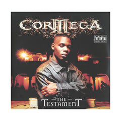Cormega - 'The Testament' [(Black) Vinyl [2LP]]