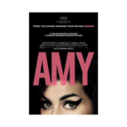"[""Amy Winehouse - 'Amy' [DVD]""]"