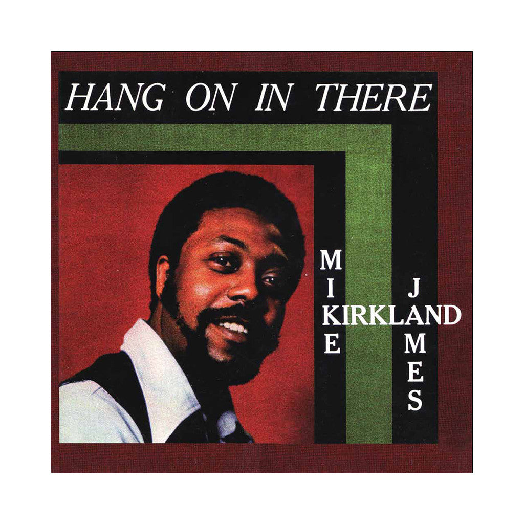 <!--020080101061022-->Mike James Kirkland - 'Hang On In There' [(Red) Vinyl LP]