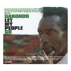 Darondo - 'Let My People Go' [CD]