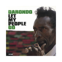 <!--020140722004044-->Darondo - 'Let My People Go' [(Clear Mint Green) Vinyl LP]