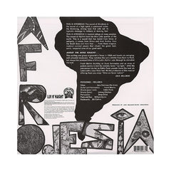The Afro Soultet - 'Afrodesia' [(Black) Vinyl LP]