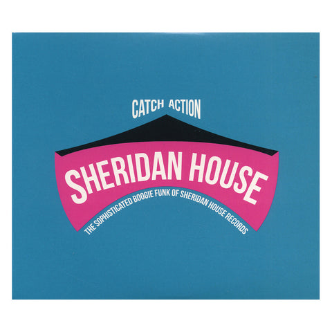 "[""Various Artists (Compiled By: DJ Sureshot) - 'Catch Action: The Sophisiticated Boogie Funk Of Sheridan House Records' [CD [2CD]]""]"