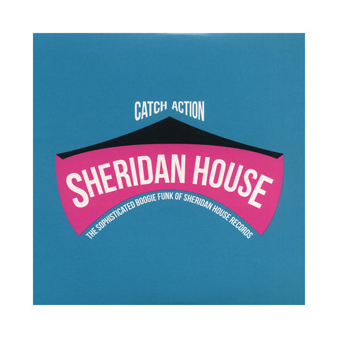 "[""Various Artists (Compiled By: DJ Sureshot) - 'Catch Action: The Sophisiticated Boogie Funk Of Sheridan House Records' [(Black) Vinyl [6LP]]""]"