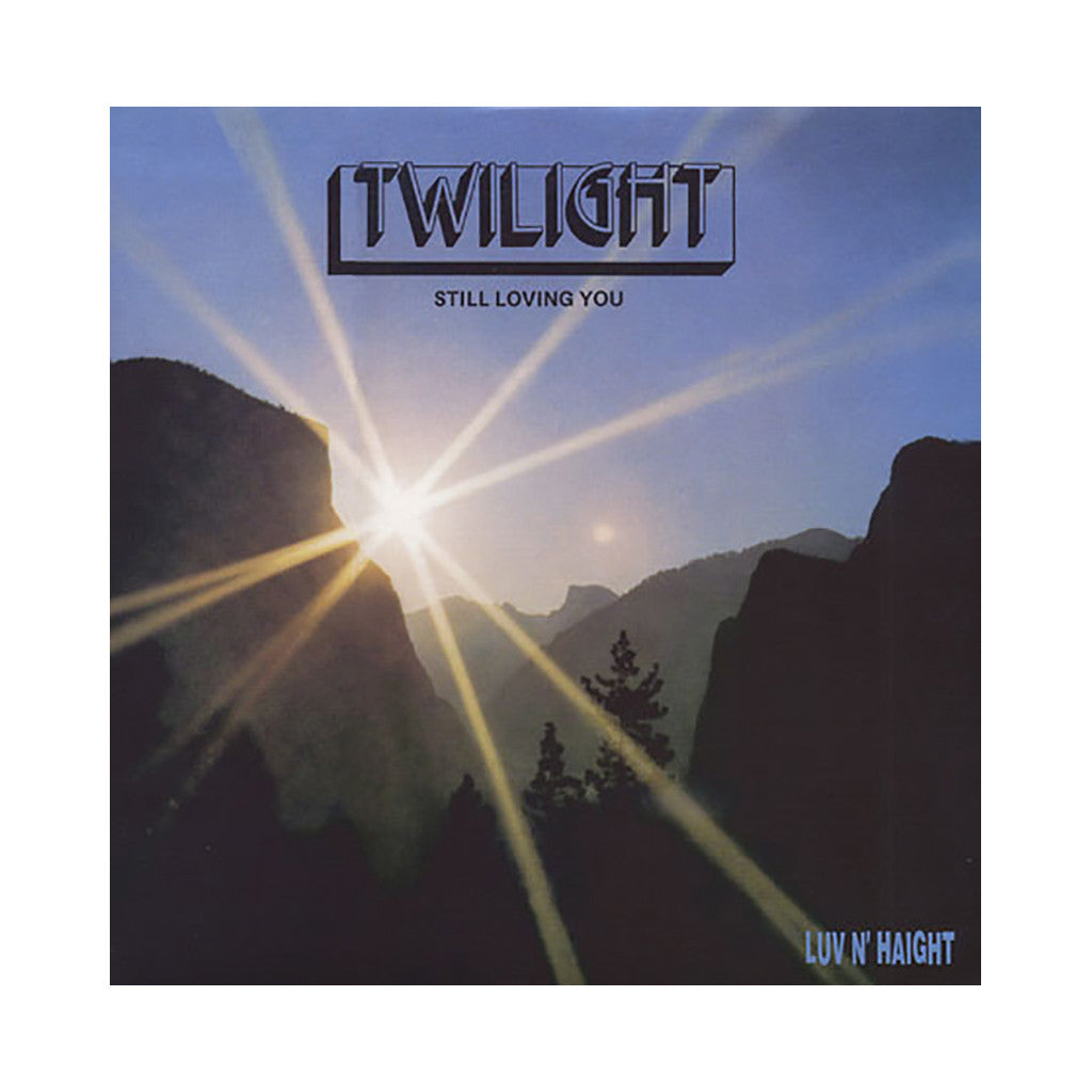 <!--020100511020487-->Twilight - 'Still Loving You' [(Black) Vinyl LP]