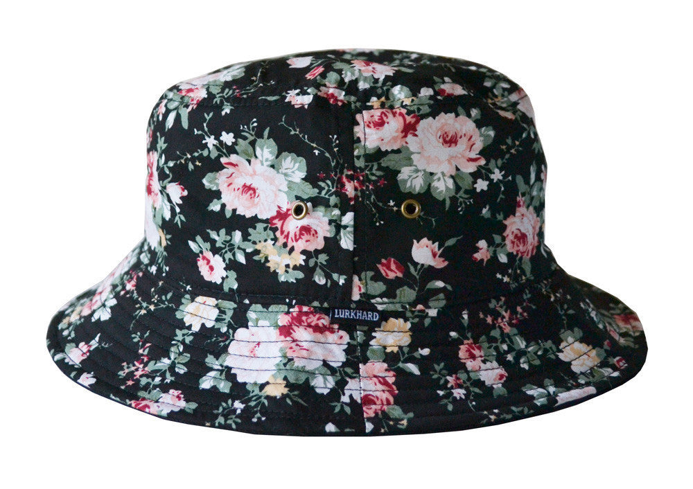 <!--2013082051-->Lurk Hard - 'Molly' [(Multi-Color) Bucket Hat]