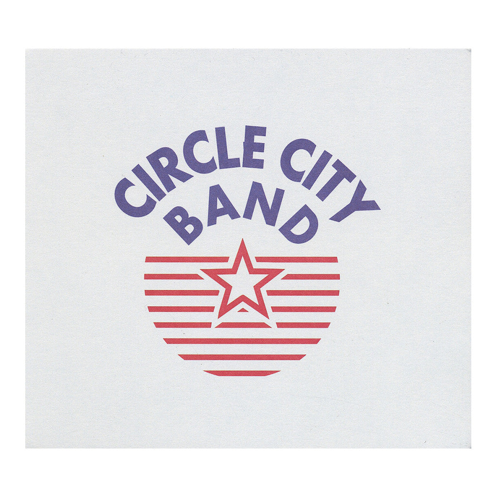 <!--120121120050151-->Circle City Band - 'Circle City Band' [CD]