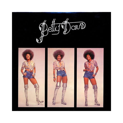"[""Betty Davis - 'Betty Davis' [(Black) Vinyl LP]""]"