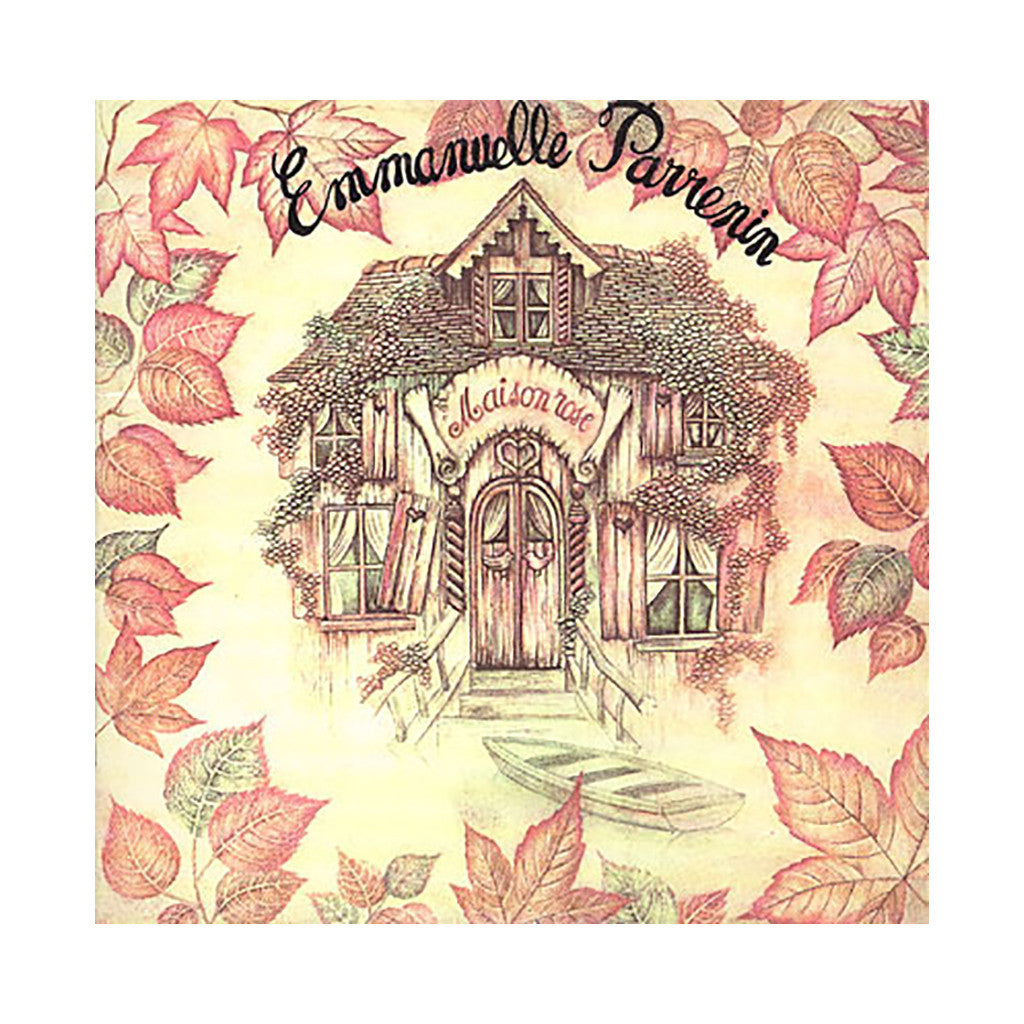 Emmanuelle Parrenin - 'Maison Rose' [(Black) Vinyl LP]
