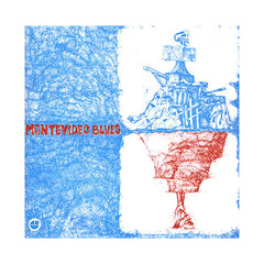 Dino & Montevideo Blues - 'Montevideo Blues' [CD]