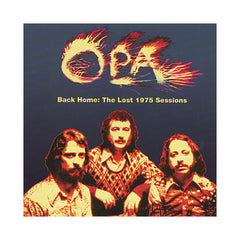 OPA - 'Back Home: The Lost 1975 Sessions' [CD]