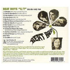 Beat Boys - 'Beat Boys' [CD]