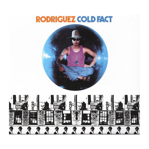 "[""Rodriguez - 'Cold Fact' [CD]""]"