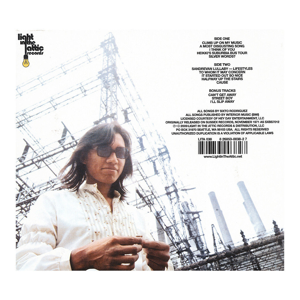 <!--120090505001431-->Rodriguez - 'Coming From Reality' [CD]