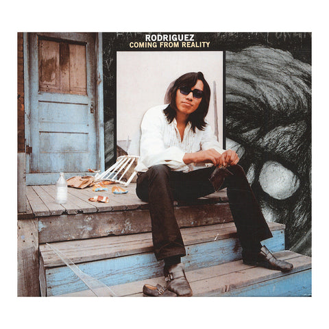 "[""Rodriguez - 'Coming From Reality' [CD]""]"