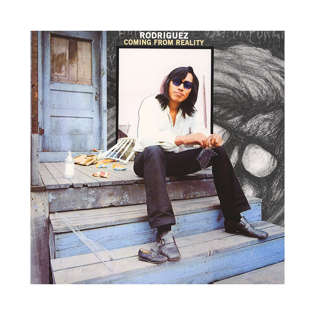 <!--120120821047611-->Rodriguez - 'Coming From Reality' [(Black) Vinyl LP]