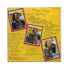 Michael Hurley - 'Long Journey' [(Black) Vinyl LP]