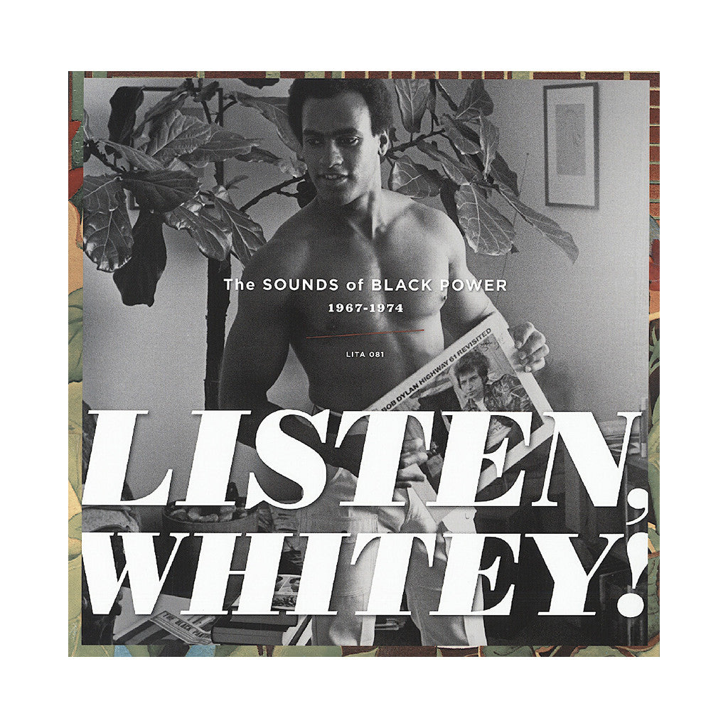 <!--2012031353-->Various Artists - 'Listen, Whitey! The Sounds Of Black Power 1967-1974' [(Black) Vinyl [2LP]]