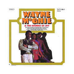 Wayne McGhie & The Sounds Of Joy - 'Wayne McGhie & The Sounds Of Joy' [CD]