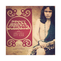 Benny Soebardja - 'Gimme A Piece Of Gut Rock' [(Black) Vinyl LP]