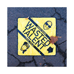 Wasted Talent - 'Wasted Talent' [CD]