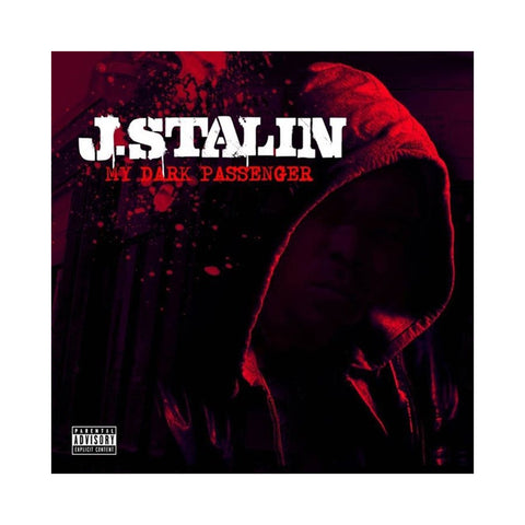 J. Stalin - 'My Dark Passenger' [CD]