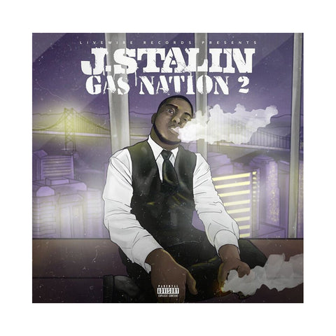 "[""J. Stalin - 'Gas Nation 2' [CD]""]"