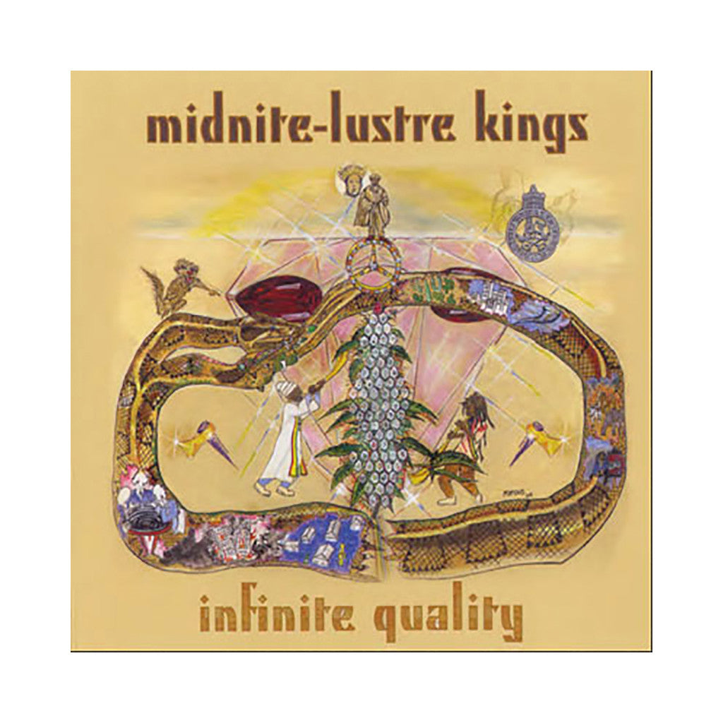 <!--2009031744-->Midnite - 'Infinite Quality' [CD]