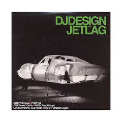 <!--2009011332-->DJ Design - 'Jetlag' [(Black) Vinyl [2LP]]