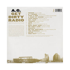 <!--020061121008775-->A.G. - 'Get Dirty Radio' [(Black) Vinyl [2LP]]