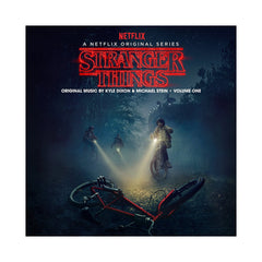 Kyle Dixon & Michael Stein - 'Stranger Things, Vol. 1: Deluxe Edition (Original Score)' [(Blue & Red Splatter) Vinyl [2LP]]