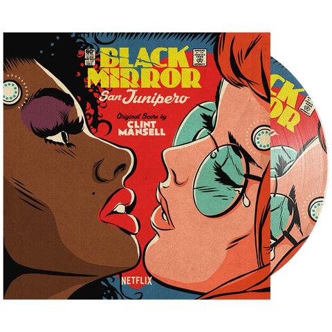 "[""Clint Mansell - 'Black Mirror: San Junipero (Original Score) (Picture Disc)' [(Picture Disc) Vinyl LP]""]"