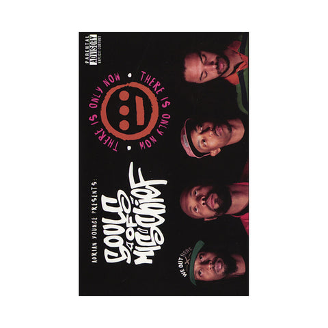 "[""Souls Of Mischief w/ Adrian Younge - 'There Is Only Now' [(Clear) Cassette Tape]""]"