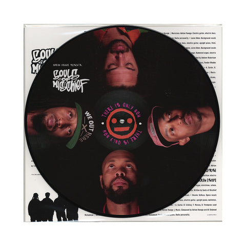 "[""Souls Of Mischief w/ Adrian Younge - 'There Is Only Now' [(Picture Disc) Vinyl LP]""]"