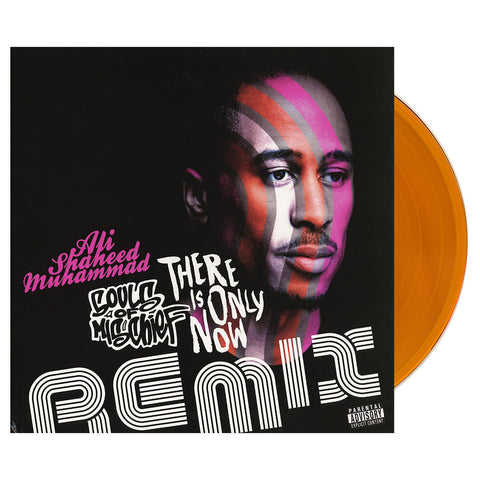"[""Souls Of Mischief w/ Ali Shaheed Muhammad - 'There Is Only Now (Remixes)' [(Clear Orange) Vinyl [10\""]]""]"