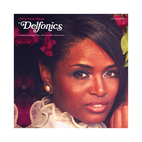 Adrian Younge Presents The Delfonics - 'The Delfonics' [(Black) Vinyl LP]