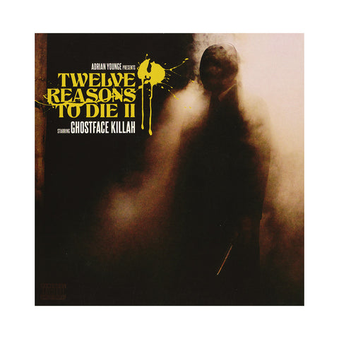 "Ghostface Killah & Adrian Younge - 'Return Of The Savage/ King Of New York' [(Black) 7"" Vinyl Single]"
