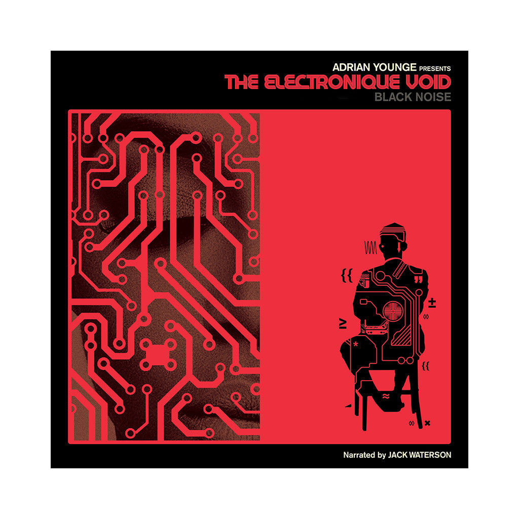 Adrian Younge Presents - 'The Electronique Void: Black Noise' [CD]