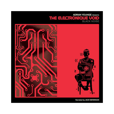 Adrian Younge Presents - 'The Electronique Void: Black Noise ' [CD]