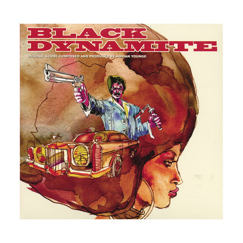 "[""Adrian Younge - 'Black Dynamite (The Original Score) (Deluxe Edition)' [CD [2CD]]""]"
