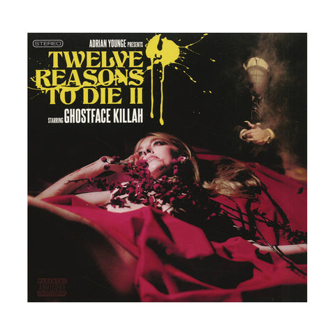 Ghostface Killah & Adrian Younge - 'Resurrection Morning (INSTRUMENTAL)' [Streaming Audio]