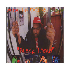 Aesop Fables - 'Black Libra' [CD]