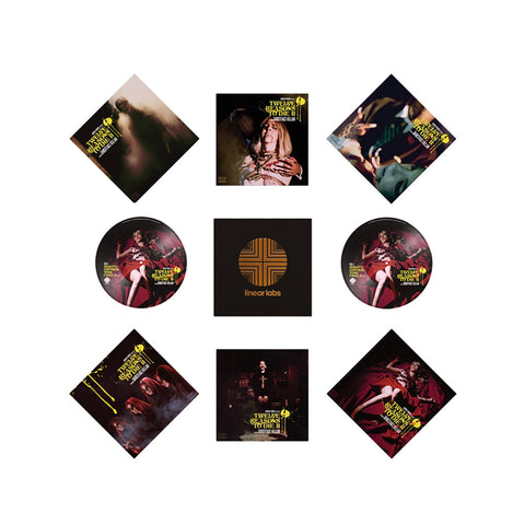"[""Ghostface Killah & Adrian Younge x Serato - 'Twelve Reasons To Die II: The Deluxe 7\"" Box Set' [(Picture Disc) 7\"" Vinyl Single [6x7\""]]""]"