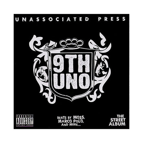9th Uno - 'Unassociated Press' [CD]
