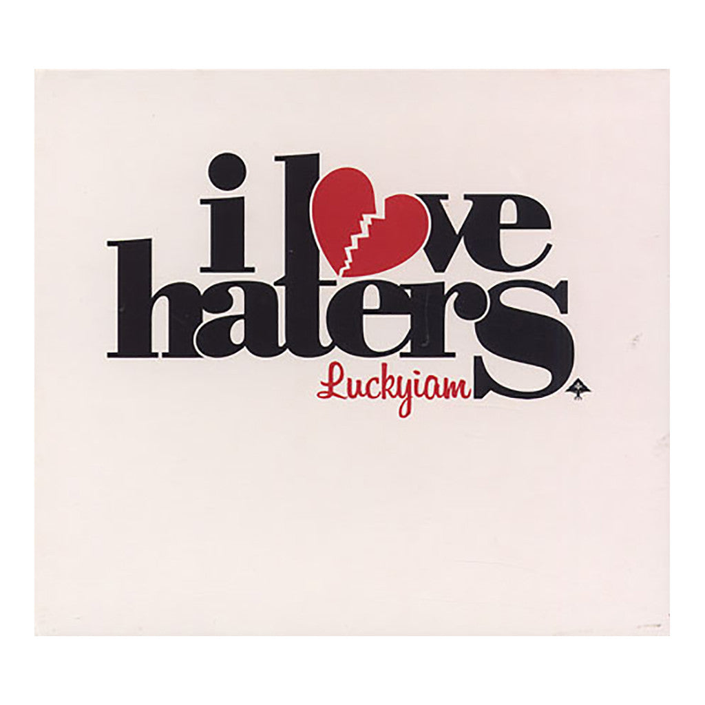 <!--020111122039190-->Luckyiam.PSC - 'I Love Haters' [CD]