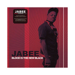 Jabee - 'Blood Is The New Black' [CD]