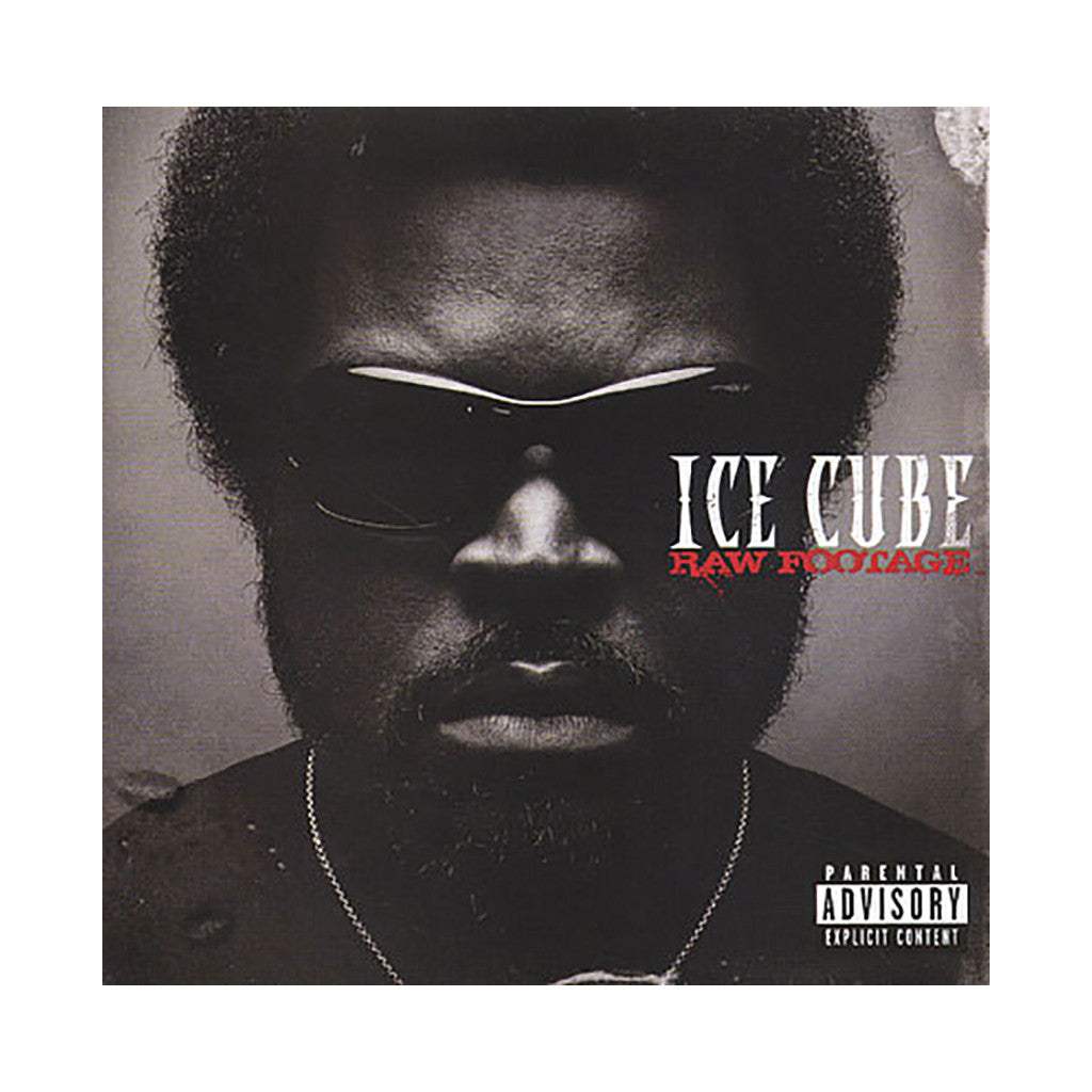 Ice Cube - 'Raw Footage' [CD]