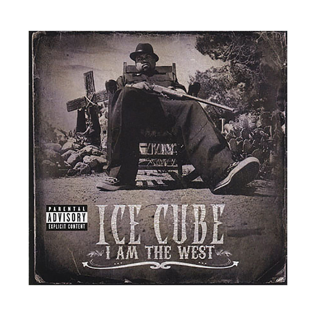 <!--120100928022403-->Ice Cube - 'I Am The West' [CD]