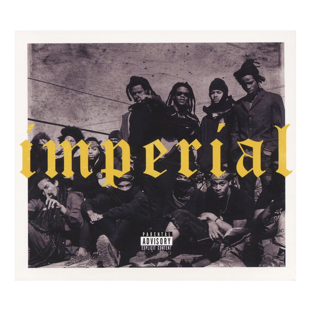 Denzel Curry - 'Imperial' [CD]