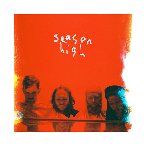 Little Dragon - 'Season High' [CD]